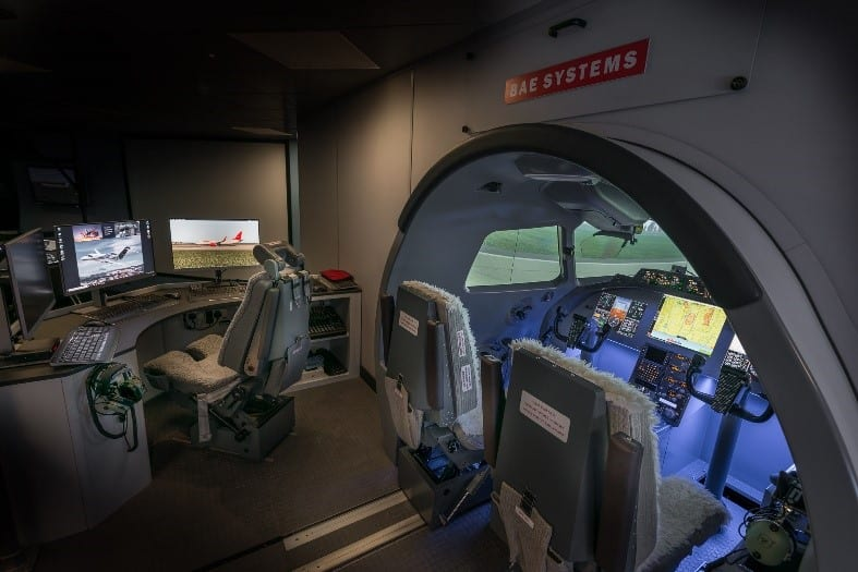 Simulating the Future in Cockpit Technologies